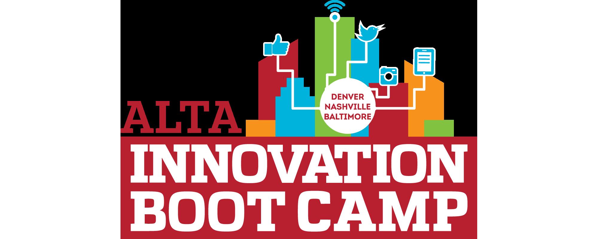 ALTA Innovation Bootcamp